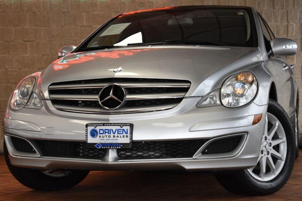 2007 Mercedes-Benz R-Class R350 4MATIC 4dr 3.5L - 15514793 - 0