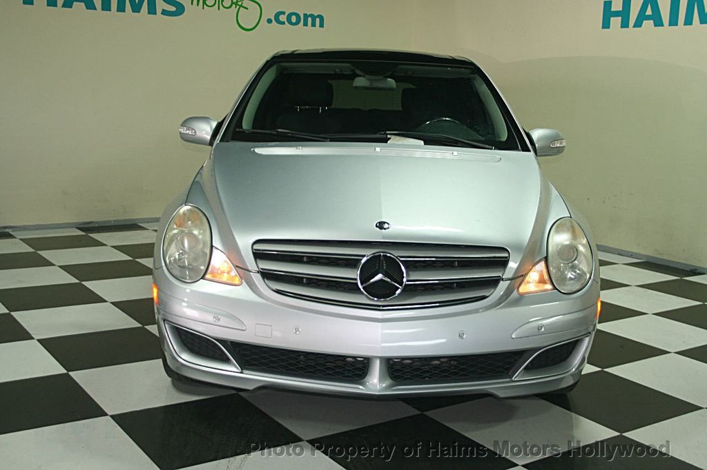 2007 used mercedes benz r class r350 4matic 4dr 3 5l at for R h mercedes benz