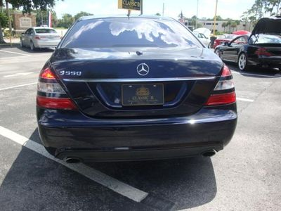 2007 Mercedes-Benz  S550 4dr Sdn 5.5L V8  AMG SPORT - Click to see full-size photo viewer