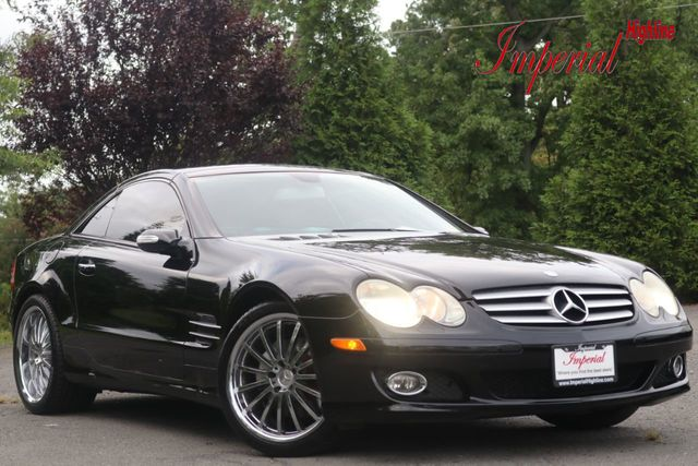 2007 Mercedes Benz Sl Cl Sl550 2dr Roadster 5 5l V8
