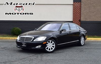 2007 Mercedes-Benz S-Class S550 4dr Sedan 5.5L V8 4MATIC
