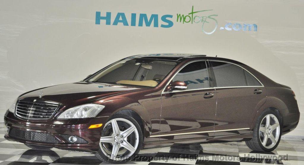 2007 Mercedes Benz S Class S550 4dr Sedan 5.5L V8 RWD   12915983
