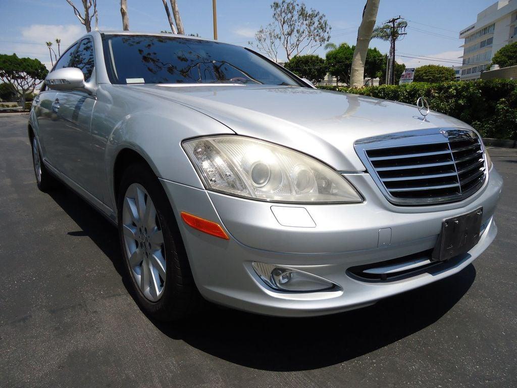 2007 S550 For Sale >> 2007 Mercedes Benz S Class S550 4dr Sedan 5 5l V8 Rwd Sedan For Sale Costa Mesa Ca 11 995 Motorcar Com