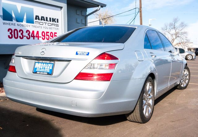 2007 Mercedes-Benz S-Class S550 4dr Sedan 5.5L V8 RWD - 16740792 - 4
