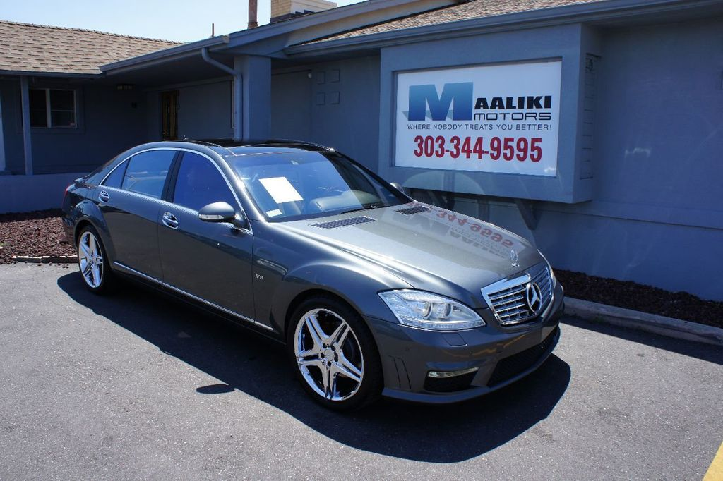 2007 Mercedes-Benz S-Class S550 4dr Sedan 5.5L V8 RWD - 17857566