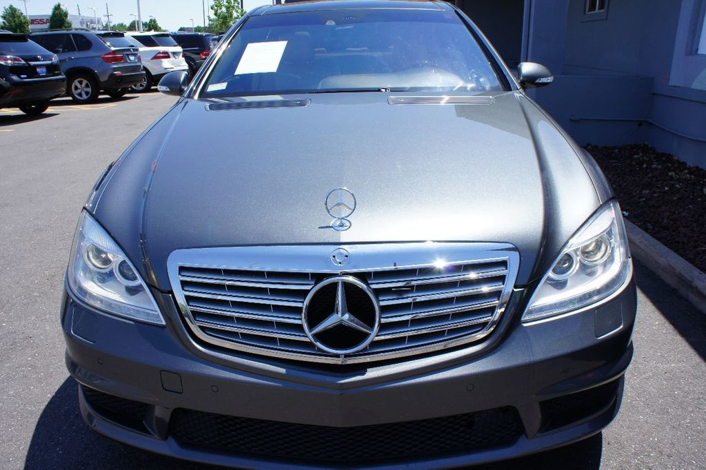 2007 Mercedes-Benz S-Class S550 4dr Sedan 5.5L V8 RWD - 17857566 - 16
