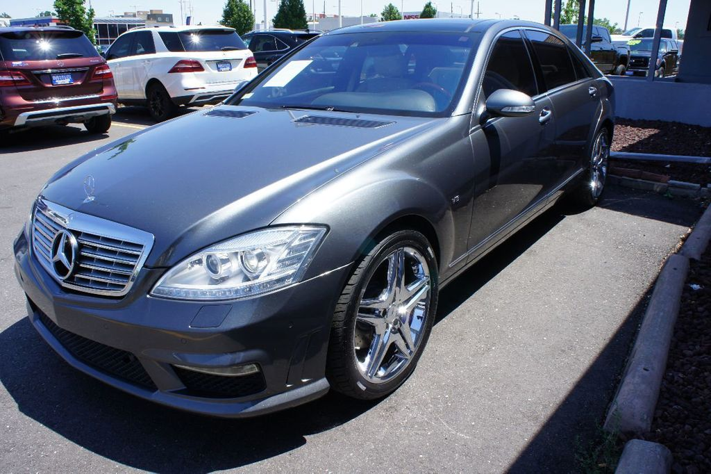 2007 Mercedes-Benz S-Class S550 4dr Sedan 5.5L V8 RWD - 17857566 - 1