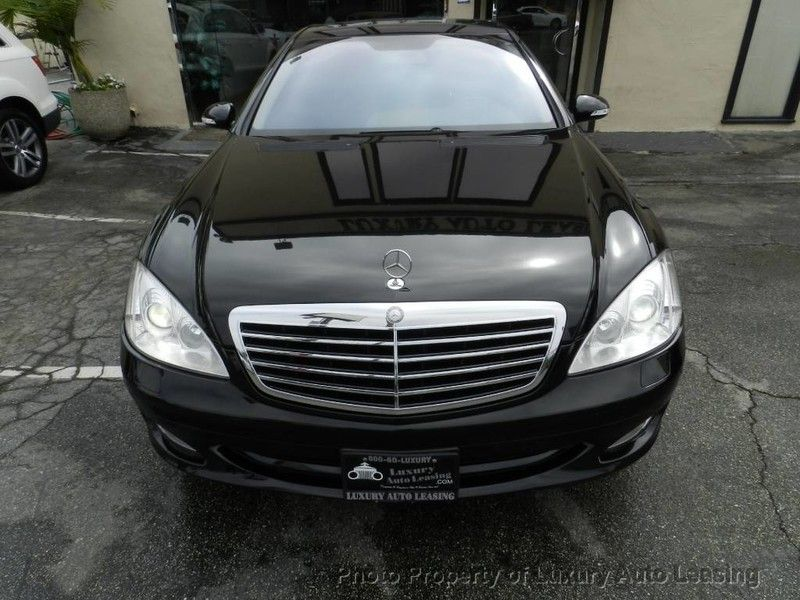 2007 Mercedes-Benz S-Class S550 4dr Sedan 5.5L V8 RWD - 17451941 - 1