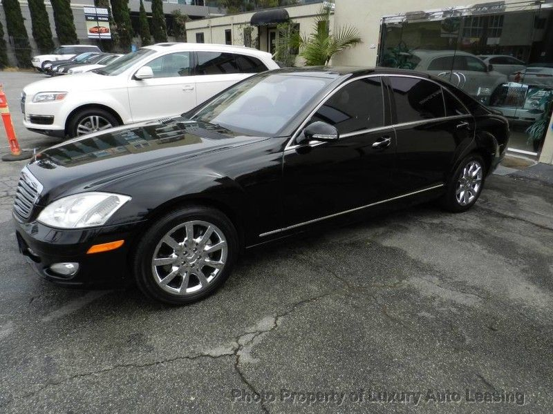 2007 Mercedes-Benz S-Class S550 4dr Sedan 5.5L V8 RWD - 17451941 - 2