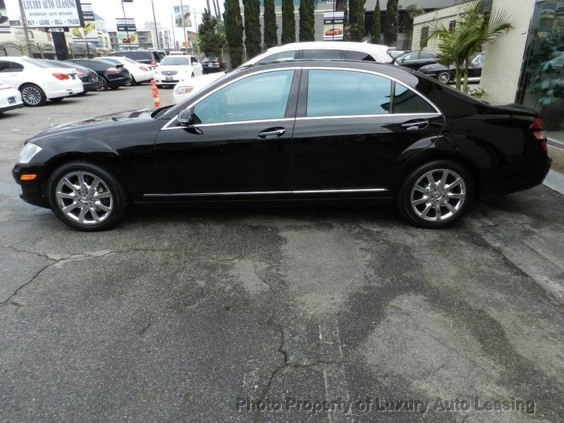 2007 Mercedes-Benz S-Class S550 4dr Sedan 5.5L V8 RWD - 17451941 - 3