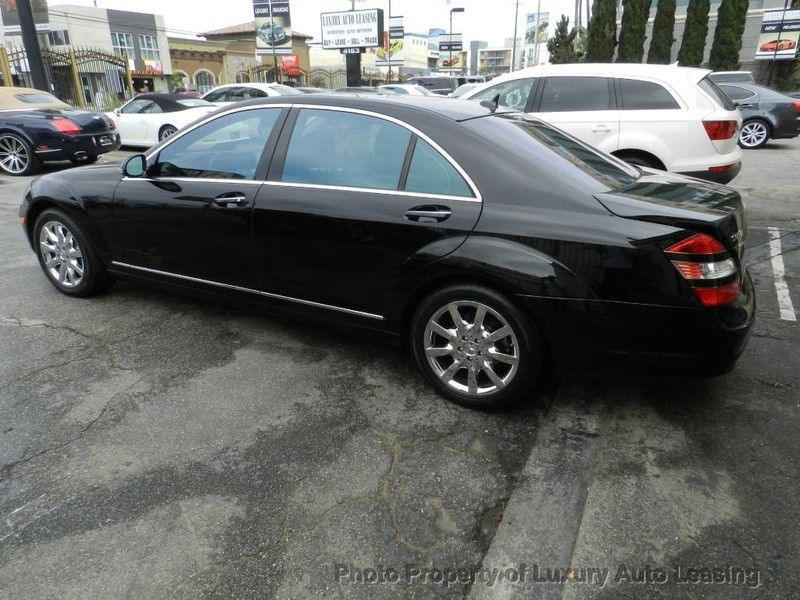 2007 Mercedes-Benz S-Class S550 4dr Sedan 5.5L V8 RWD - 17451941 - 4