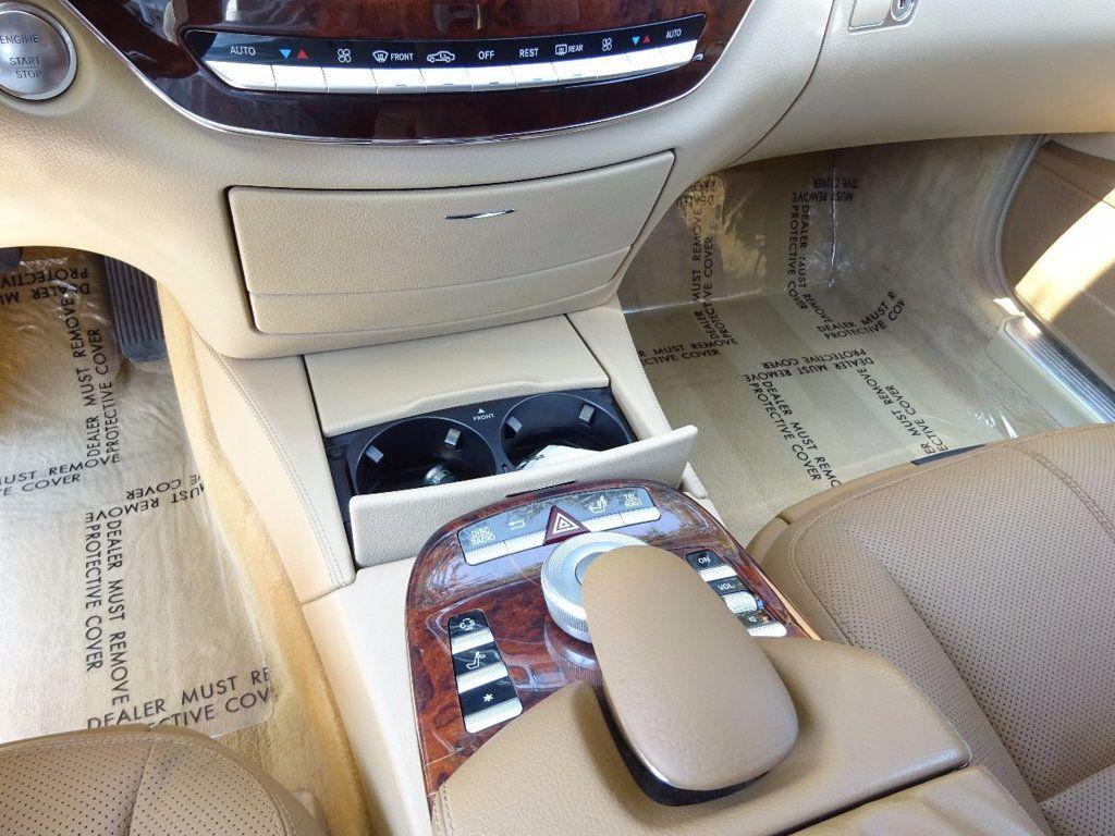 2007 Mercedes-Benz S-Class S550 4dr Sedan 5.5L V8 RWD - 16803654 - 14