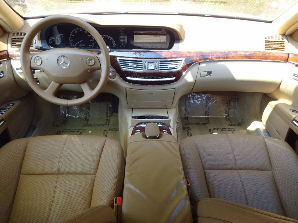 2007 Mercedes-Benz S-Class S550 4dr Sedan 5.5L V8 RWD - 16803654 - 16
