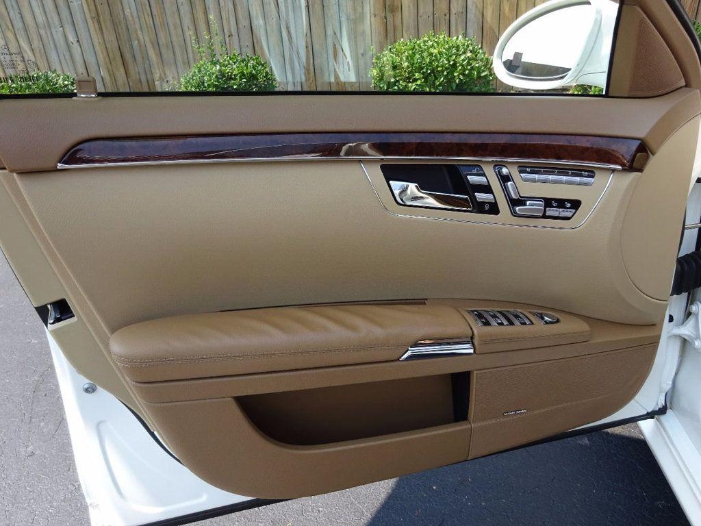 2007 Mercedes-Benz S-Class S550 4dr Sedan 5.5L V8 RWD - 16803654 - 17