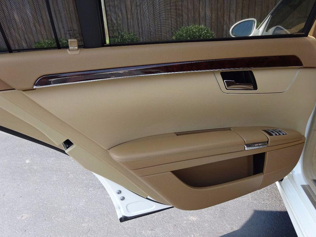 2007 Mercedes-Benz S-Class S550 4dr Sedan 5.5L V8 RWD - 16803654 - 18