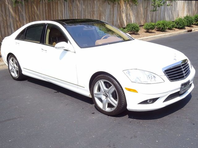 2007 Used Mercedes-Benz S-Class S550 4dr Sedan 5 5L V8 RWD at Michs Foreign  Cars Serving Hickory, NC, IID 16803654