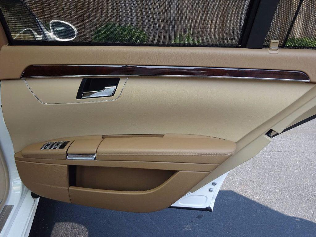 2007 Mercedes-Benz S-Class S550 4dr Sedan 5.5L V8 RWD - 16803654 - 19