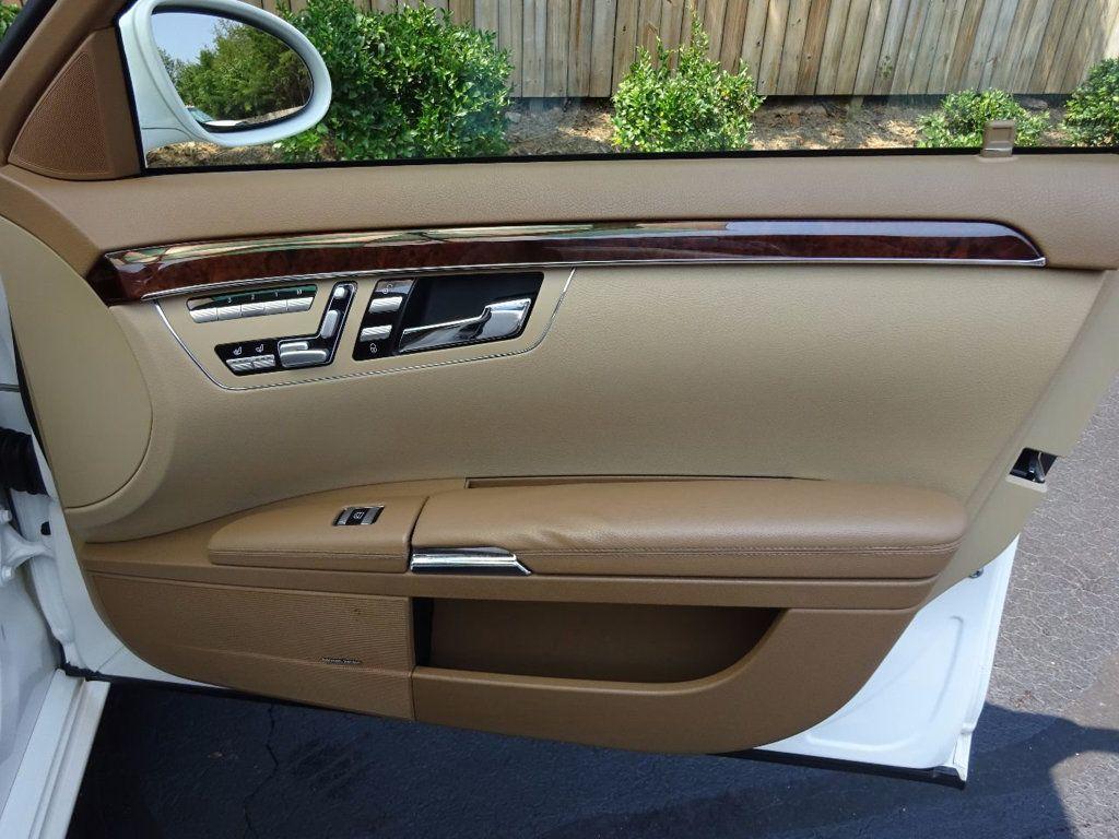 2007 Mercedes-Benz S-Class S550 4dr Sedan 5.5L V8 RWD - 16803654 - 20