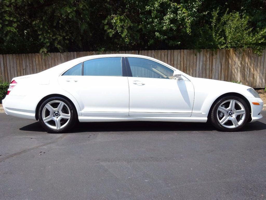 2007 Mercedes-Benz S-Class S550 4dr Sedan 5.5L V8 RWD - 16803654 - 28