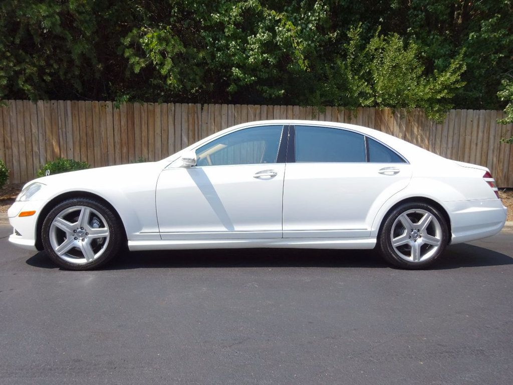 All Types 2007 s550 : 2007 Used Mercedes-Benz S-Class S550 4dr Sedan 5.5L V8 RWD at ...