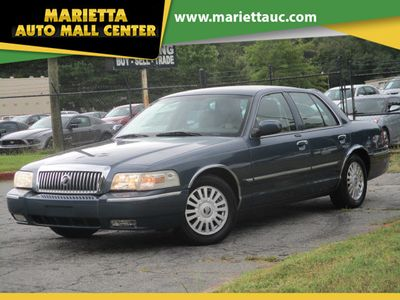 2007 Mercury Grand Marquis 4dr Sedan LS