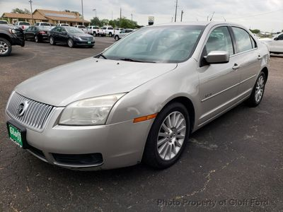 2007 Mercury Milan 4dr Sedan I4 FWD