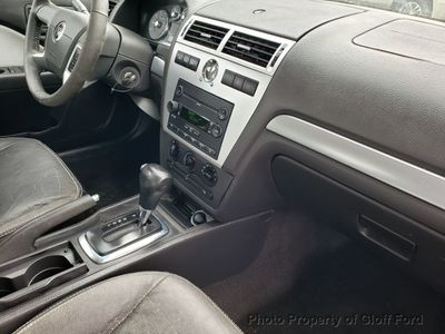 2007 Mercury Milan 4dr Sedan I4 FWD - Click to see full-size photo viewer
