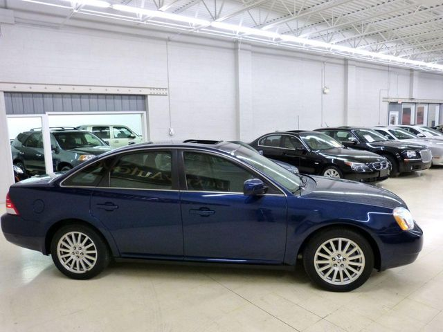 2007 Used Mercury Montego Premier At Luxury AutoMax Serving