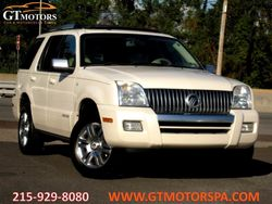 2007 Mercury Mountaineer - 4M2EU48E17UJ04785