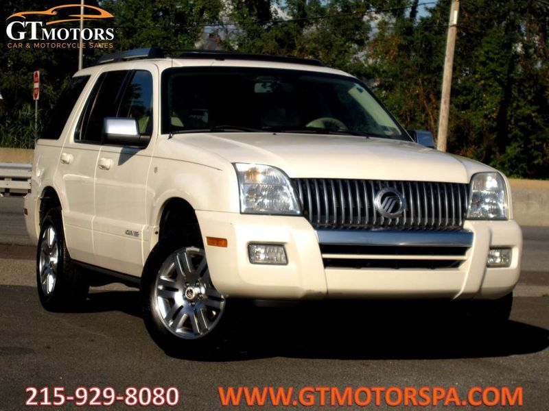 2007 Mercury Mountaineer AWD 4dr V6 Premier - 19331241 - 0