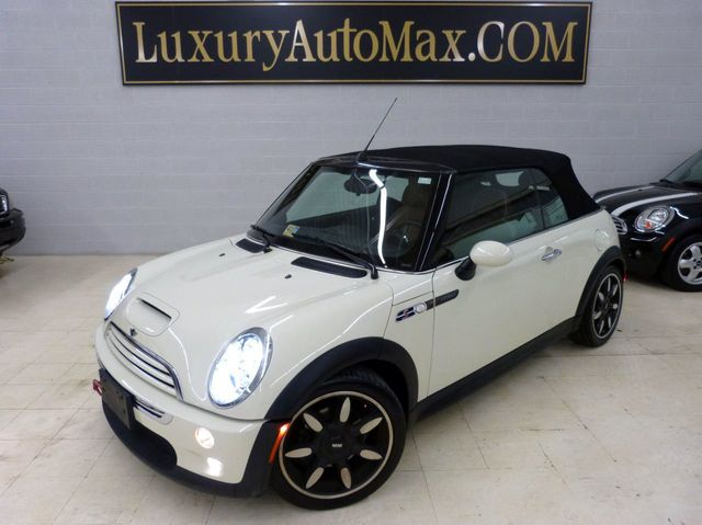 2007 Used MINI Cooper S Convertible 2dr S At Luxury AutoMax Serving