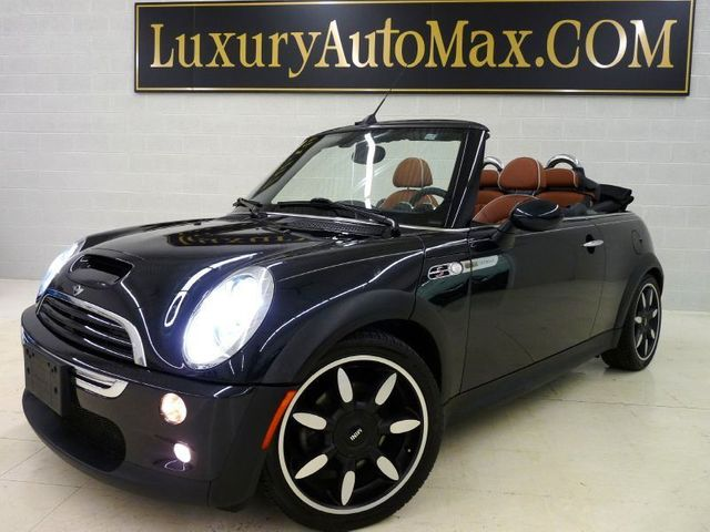 2007 Used MINI Cooper S Convertible Convertible At Luxury AutoMax