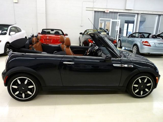 2007 Mini Cooper S Convertible Click To See Full Size Photo Viewer