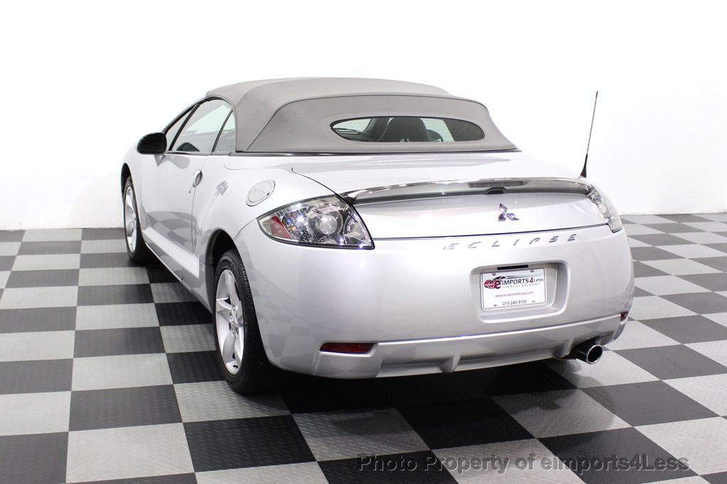 2007 Mitsubishi Eclipse CERTIFIED Spyder GS 5 SPEED MANUAL Rockford Fosgate - 18306798 - 15