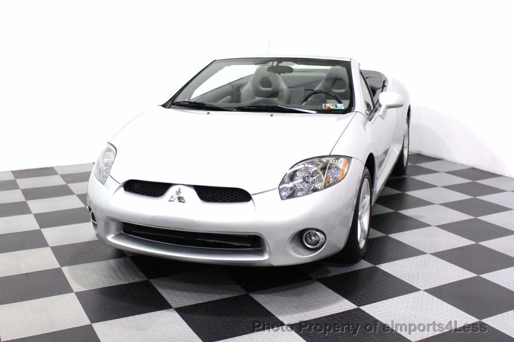 2007 Mitsubishi Eclipse CERTIFIED Spyder GS 5 SPEED MANUAL Rockford Fosgate - 18306798 - 54