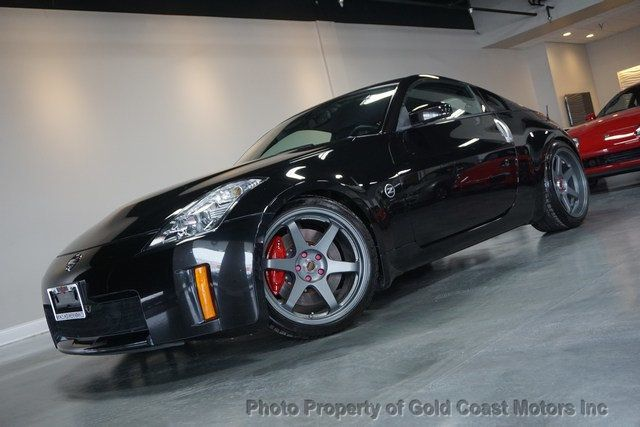 2007 Nissan 350Z 2dr Coupe Manual Enthusiast - Click to see full-size photo viewer