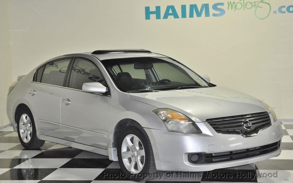 2007 Nissan Altima 2007 NISSAN ALTIMA 2.5 SL   13093372   2