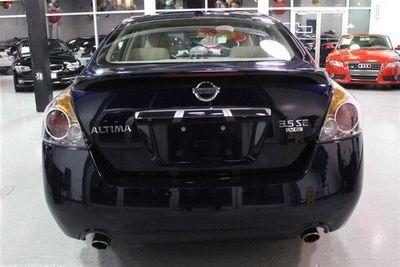 2007 Nissan Altima 4dr Sedan V6 Cvt 3 5 Se Click To See Full Size
