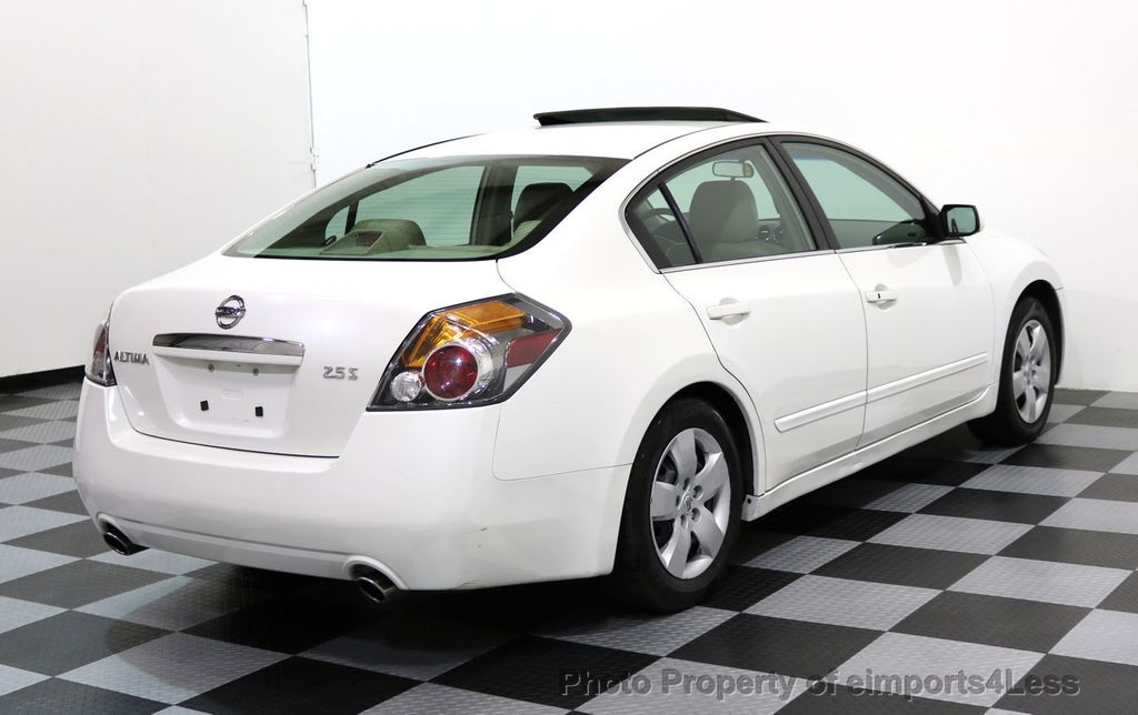 2007 Used Nissan Altima Altima 25 S At Eimports4less Serving