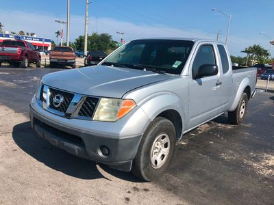 2007 Nissan Frontier 2WD King Cab Automatic XE Truck