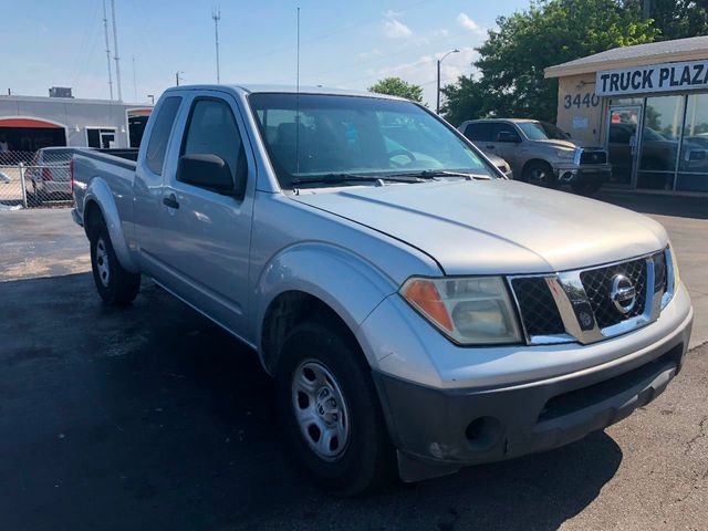 2007 Nissan Frontier 2WD King Cab Automatic XE - Click to see full-size photo viewer