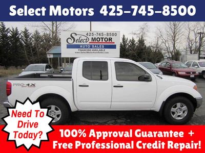 2007 Nissan Frontier - 1N6AD07W17C434002