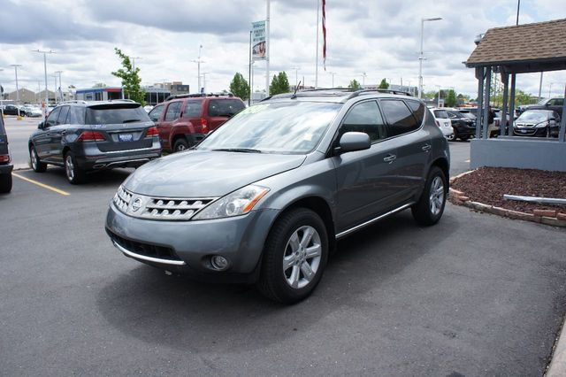 2007 Nissan Murano >> 2007 Used Nissan Murano At Maaliki Motors Serving Aurora Denver Co Iid 17650903