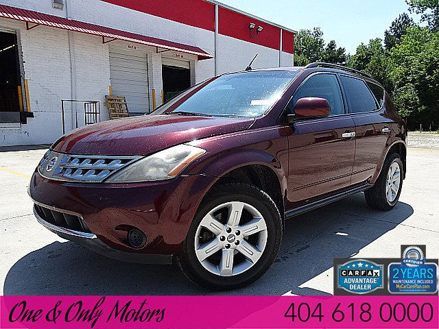 2007 Nissan Murano >> 2007 Used Nissan Murano Awd 4dr S At One And Only Motors Serving