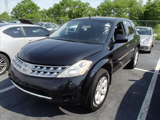 2007 Nissan Murano >> 2007 Used Nissan Murano S At Luxury Automax Serving