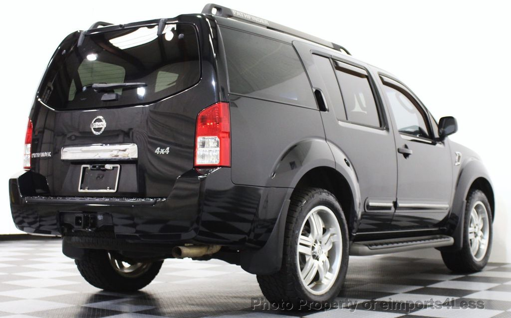 2007 Used Nissan Pathfinder 4WD 4dr SE at eimports4Less ...