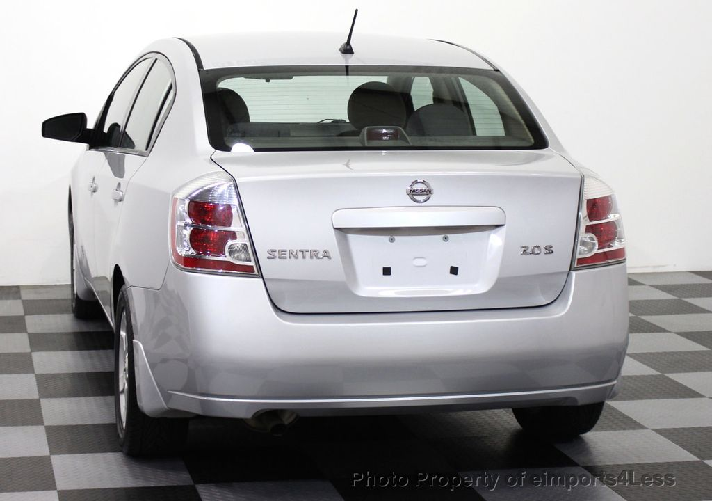 2007 Used Nissan Sentra SENTRA 2.0 S SEDAN 6 SPEED MANUAL ...