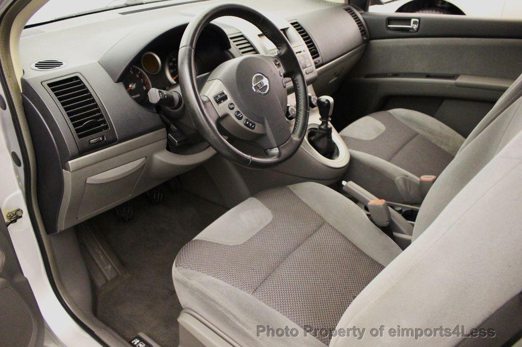 2007 Used Nissan Sentra Sentra 20 S Sedan 6 Speed Manual Trans At
