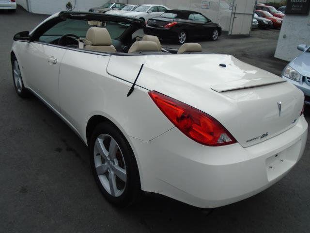 2007 Pontiac G6 2dr Convertible Gt 14939501 3