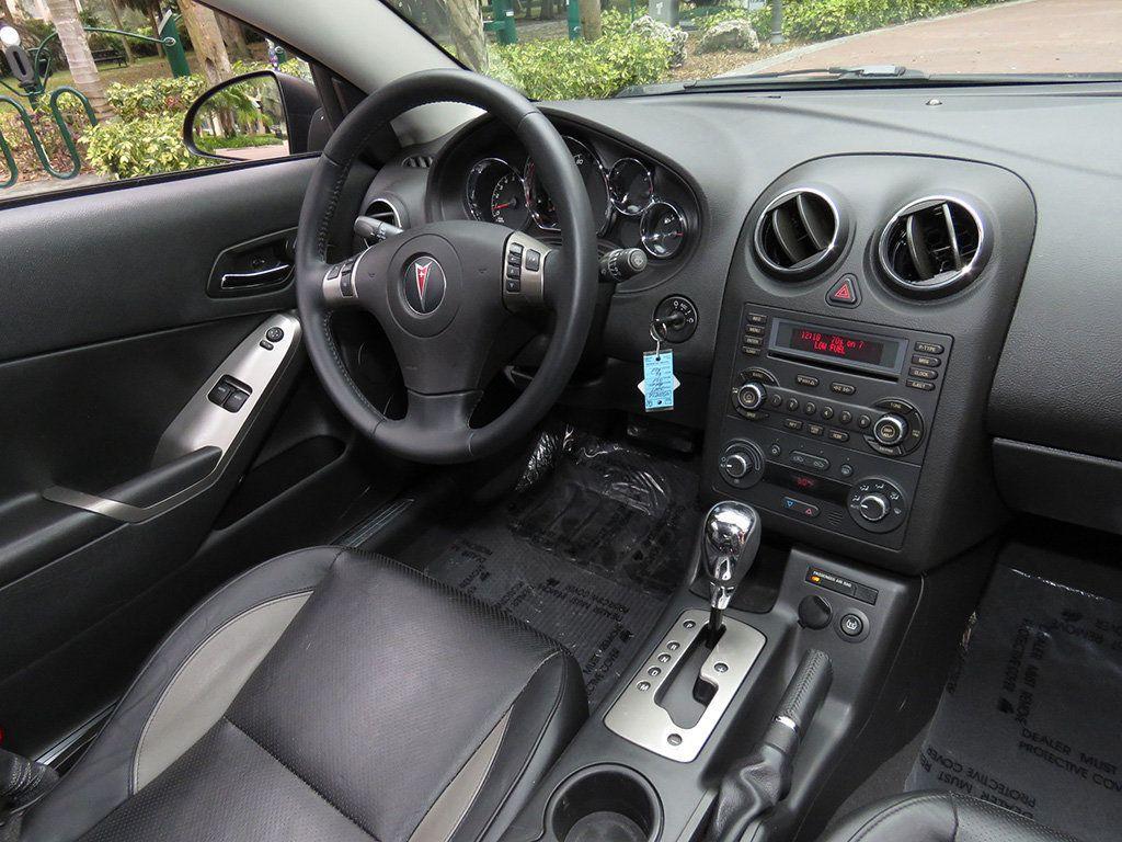 2007 Pontiac G6 2dr Coupe GTP - 14801568 - 22